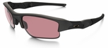 Oakley SI Flak Jacket XLJ with Matte Black Frame and TR45 Prizm Lens