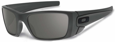 Oakley SI Fuel Cell with ACU Green Cerakote Frame and Warm Gray Lens