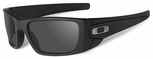 Oakley SI Fuel Cell with Matte Black Frame and Grey Lens