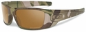 Oakley SI Fuel Cell with Multicam Frame and Tungsten Iridium Polarized Lens