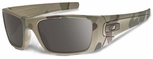 Oakley SI Fuel Cell Sunglasses with Multicam Frame and Warm Grey Lens