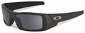 Oakley SI Gascan with Cobalt Cerakote Frame and Black Iridium Polarized Lens