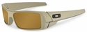 Oakley SI Gascan with Desert Sage Cerakote Frame and Tungsten Iridium Lens