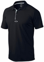 Oakley SI Jet Black Elemental 2.0 Polo Shirt