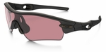Oakley SI Radar Range with Matte Black Frame and TR45 CE Prizm Lens