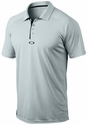 Oakley SI Stone Gray Elemental 2.0 Polo Shirt