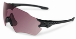 Oakley SI Tombstone Reap Tactical Sunglasses with Matte Black Frame and Prizm TR22 Lens