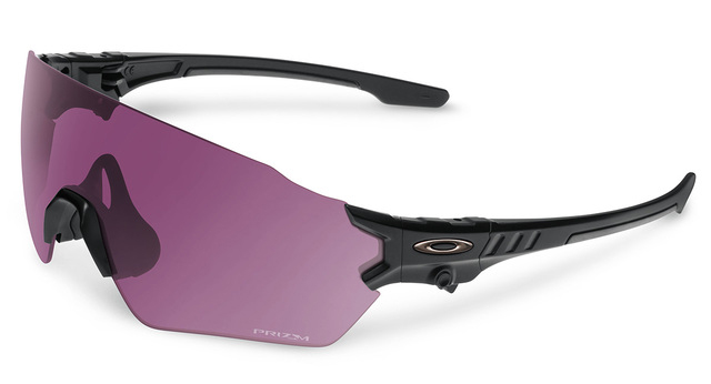 Oakley SI Tombstone Spoil Tactical Sunglasses with Matte Black Frame and Prizm Sporting Clay Lenses
