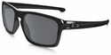 Oakley Sliver with Polished Black Frame and Black Iridium Polarized Lens