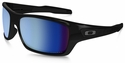 Oakley Turbine with Polished Black Frame and Prizm Deep Water Polarized Lens