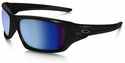 Oakley Valve with Polished Black Frame and Prizm Deep Water Polarized Lens