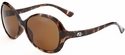 ONO's Dauphine Polarized Sunglasses with Tortoise Frame and Amber Lens