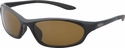 ONO'S Grand Lagoon Polarized Sunglasses with Black Frame and Amber Lens