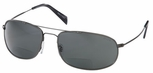 ONO's Longitude Polarized Bifocals with Gun Metal Titanium Flex Frame