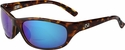 ONO'S Oak Harbor Polarized Bifocal Sunglasses Tortoise Frame and Blue Mirror Lens
