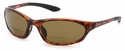 ONO'S Ocracoke Polarized Bifocal Sunglasses Tortoise Frame and Amber Lens