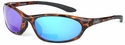ONO'S Ocracoke Polarized Bifocal Sunglasses Tortoise Frame and Blue Mirror Lens