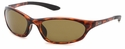 ONO'S Ocracoke Polarized Sunglasses Tortoise Frame and Amber Lens