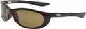 ONO'S Sand Island Polarized Bifocal Sunglasses Dark Tortoise Frame and Amber Lens