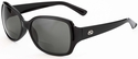 ONO's Sierra Polarized Bifocal Sunglasses with Black Frame and Gray Lens