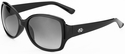 ONO's Sierra Polarized Sunglasses with Black Frame and Gray Lens