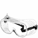 Perforated Goggles