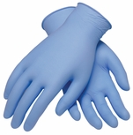 PIP Ambi-Dex Disposable Nitrile Powdered Gloves, Food Grade, 4 Mil. with Textured Grip 100 Pr/Box