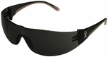 PIP Eva Women's Safety Glasses with Pink Temple Trim and Gray Lens