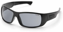 Pyramex Furix Safety Glasses with Black Frame and Gray Anti-Fog Lens