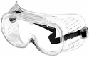 Pyramex G201T Clear Perforated Goggle with Anti-Fog Lens