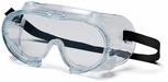 Pyramex G204 Indirect Vent Goggle with Clear Lens