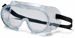 Pyramex G204T Indirect Vent Goggle with Clear Anti-Fog Lens