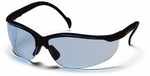 Pyramex Venture 2 Safety Glasses with Black Frame and Infinity Blue Lens