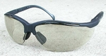 Pyramex Venture 2 Safety Glasses with Slate Gray Frame and Indoor-Outdoor Lens