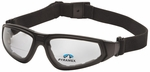 Pyramex XSG Bifocal Safety Goggle with Clear Anti-Fog Lens