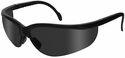 Radians Journey Safety Glasses with Black Frame and Smoke Lens