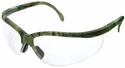 Radians Journey Safety Glasses with RealTree Frame and Clear Lens