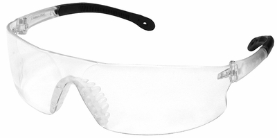 Radians Rad-Sequel Safety Glasses with Clear Anti-Fog Lens