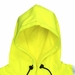 Radians SJ01 Class 3 Hi-Viz Long Sleeve Hooded Sweatshirt