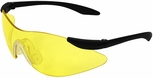 Radians Strike Force II Safety Glasses with Amber Lens