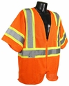 Radians SV22-3 Hi-Viz Economy Class 3 Vest with Two-Tone Trim