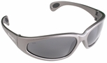 Remington T-70 Polarized Safety Glasses with Gray Lens