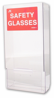Safety Glass Dispenser