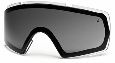 Smith Elite OTW Goggle Dual-Pane Ballistic Replacement Lens