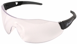 Smith & Wesson 44-Magnum Safety Glasses with Black Temples and Clear AF Lens
