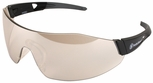 Smith & Wesson 44-Magnum Safety Glasses with Black Temples and Indoor-Outdoor AF Lens
