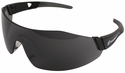 Smith & Wesson 44-Magnum Safety Glasses with Black Temples and Smoke AF Lens