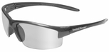 Smith & Wesson Equalizer Safety Glasses with Gun Metal Frame and Indoor-Outdoor Lens