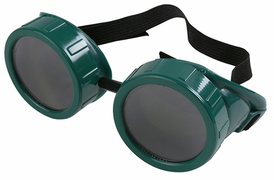 United Brand Welding Goggle with 50mm Cup Shade 5 Welding Lenses