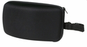 Universal Goggle Hard Case with Zipper, Black